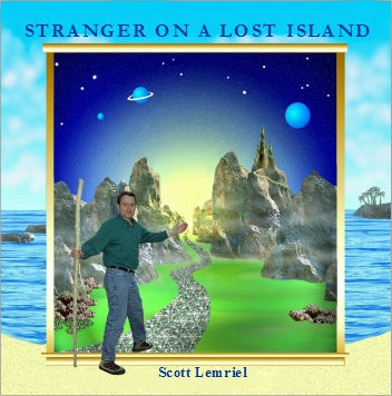 Stranger on a Lost Island Music CD cover