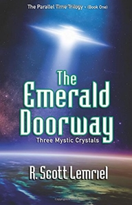 The Emerald Doorway (Three Mystic Crystals) book one of The Parallel Time Trilogy - Galactic Alliance Emerald Star Flagship Sketches
