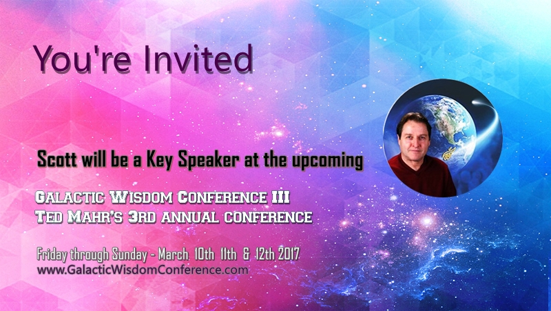 Galactic Wisdom Conference 3