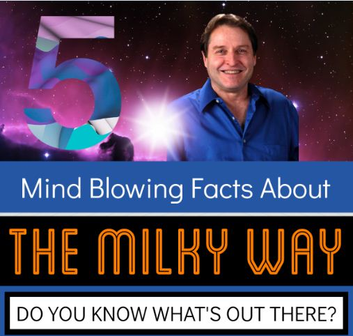 5 Mind Blowing Facts About The Milky Way
