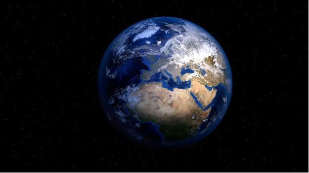 The Earth's Terrain